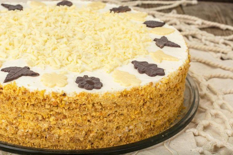 Doktorska torta: Ukusan dezert sa razlogom nosi prestižno ime! (RECEPT)