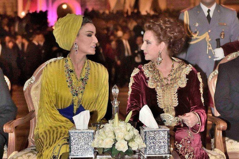 Besprekorne vladarke Bliskog istoka: Modne boginje kraljevskih porodica! (FOTO)