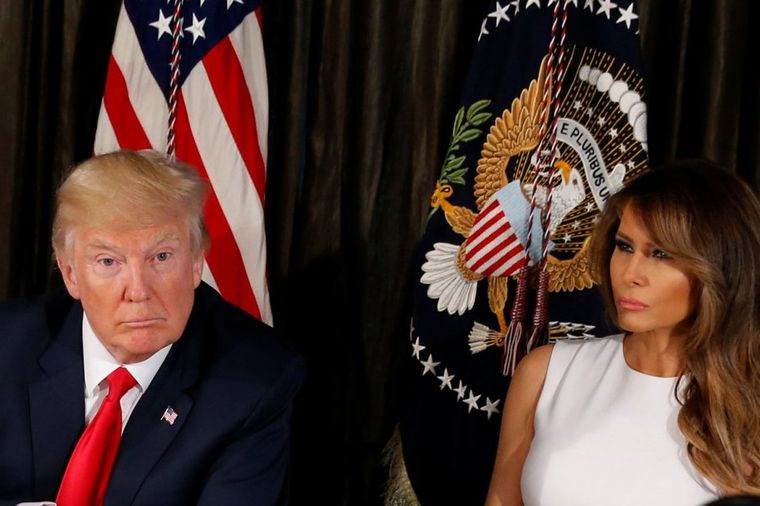 Gde je nestala Melanija Tramp: Niko ne zna odgovor na to pitanje! (VIDEO)