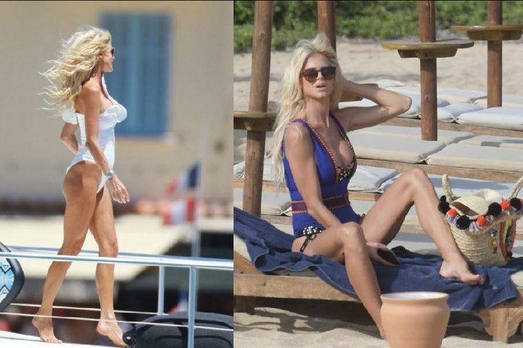 """Žena koja ima """"ono nešto"""": Svi su na plaži gledali u 42-godišnju Šveđanku! (FOTO)"""