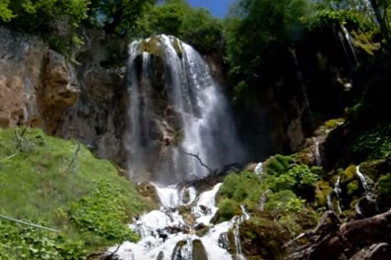 Srpsko selo sa najlepšim vodopadima: Sopotnica je raj za oči i odmor za dušu! (VIDEO)