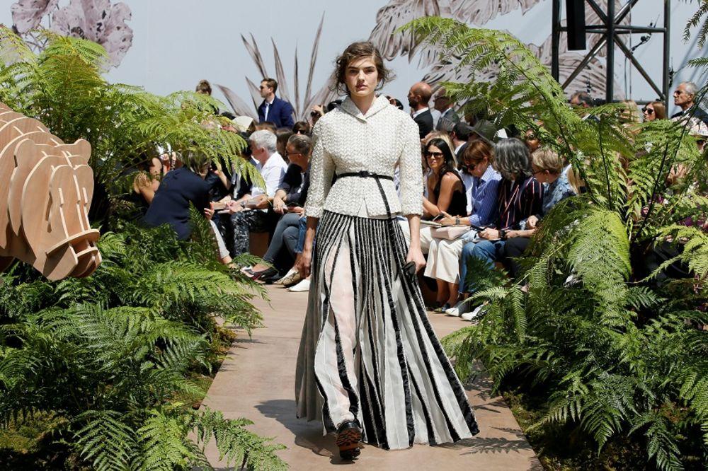 Kristijan Dior kolekcija, foto: Reuters / Gonzalo Fuentes