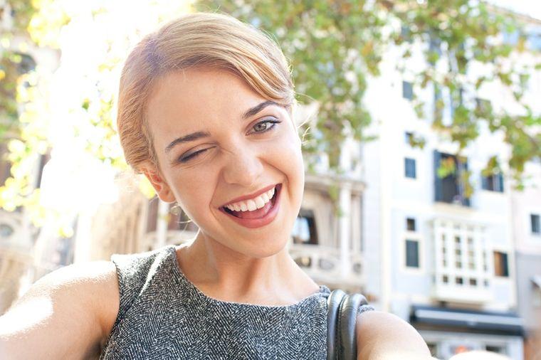 Srećna devojka, Foto: Shutterstock