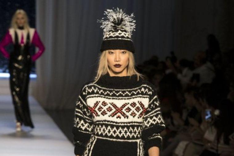 Šta će se nositi ove zime: Žan Pol Gotje predlaže vunene kape i strukirane sakoe