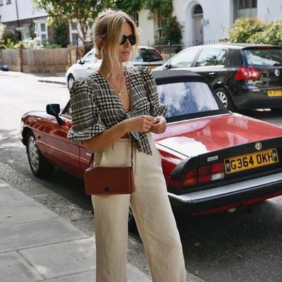 Kako stilizovati karirani dezen: Modni trend koji ćemo nositi cele godine! (FOTO)