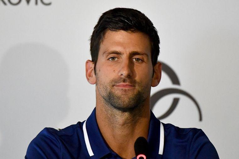 Novak Đoković iskreno o karijeri u tenisu: Bog mi je poručio - Sad je dosta!