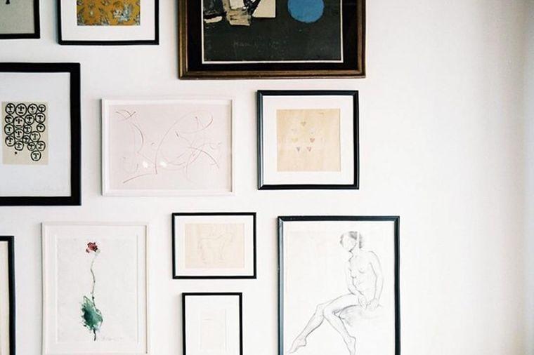 Izlaganje fotografija i slika u vašem stanu: Besplatni trikovi za velike promene! (FOTO)