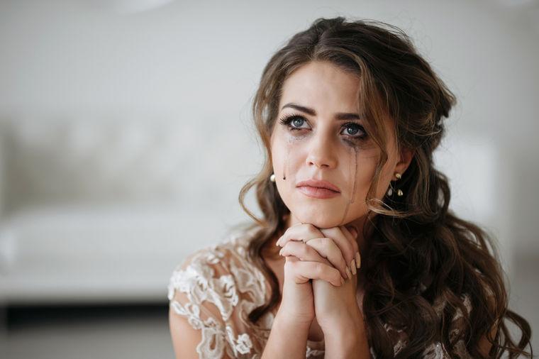Svadba se pretvorila u najgori košmar: Ono što je muž uradio ovoj ženi, gore je od horora!