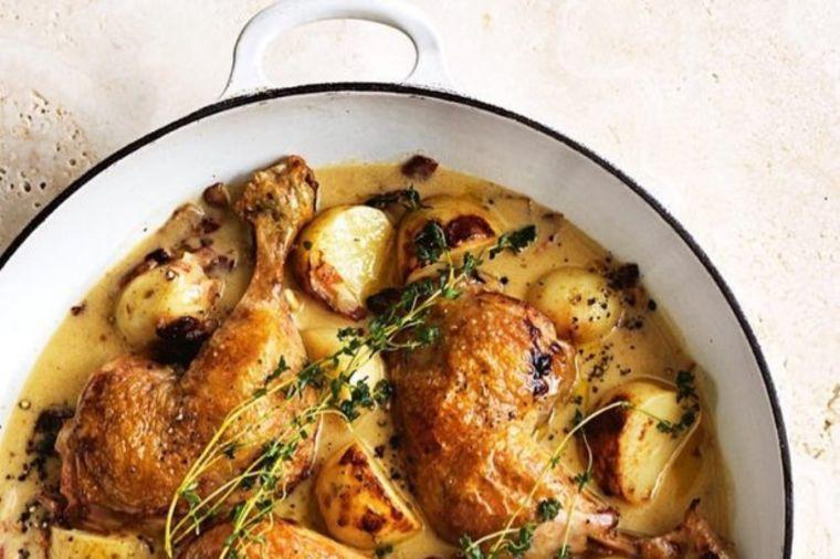 Piletina iz rerne: Najsočniji ručak koji će vaša porodica obožavati!(RECEPT)