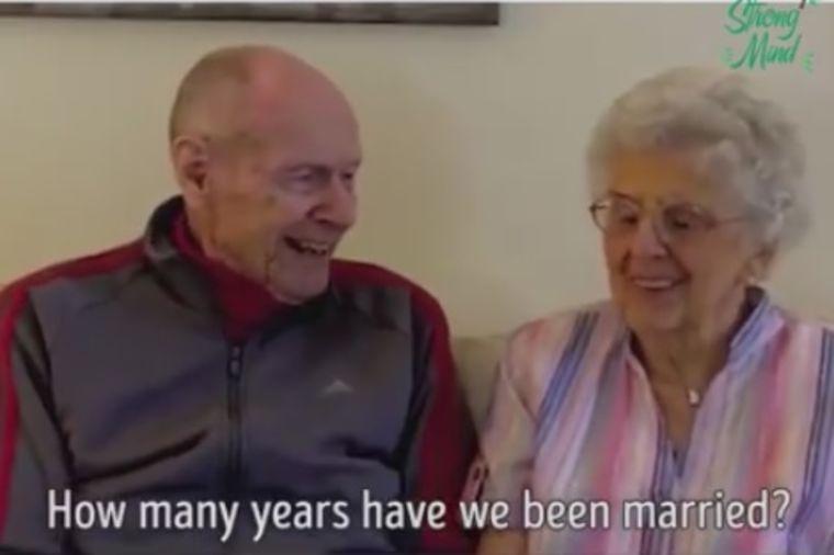 Ne svađaju se, ne viču, ne gledaju druge: 70 godina čuvaju jednu lepu naviku! (VIDEO)