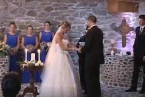 Mlada na venčanju ugledala bivšu svog muža: Od ovih njenih