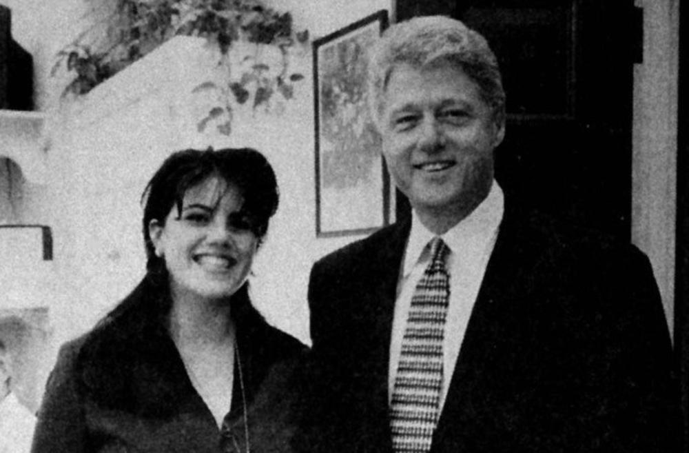 Bil Klinton, Monika Levinski