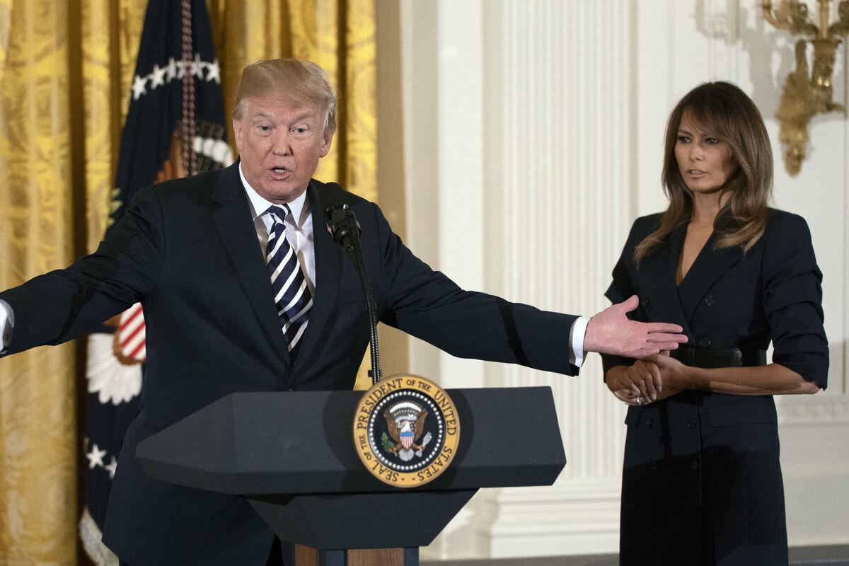 Donald Tramp se pošteno osramotio: Nije znao ni ime svoje