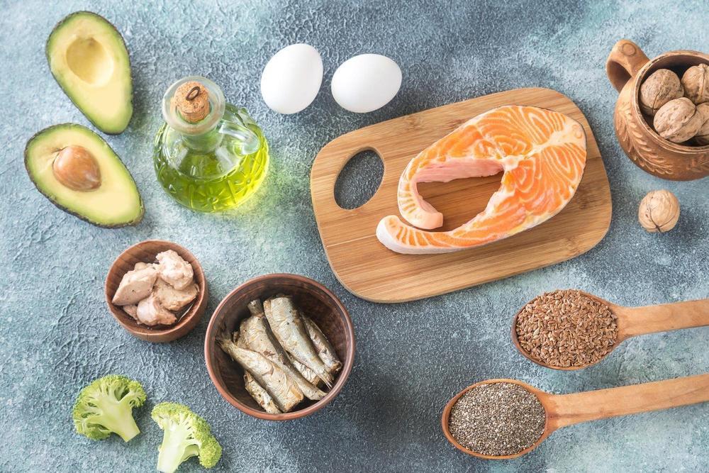 Hrana, Zdrava hrana, Namirnice, Losos, Maslinovo ulje, Mediteranska ishrana