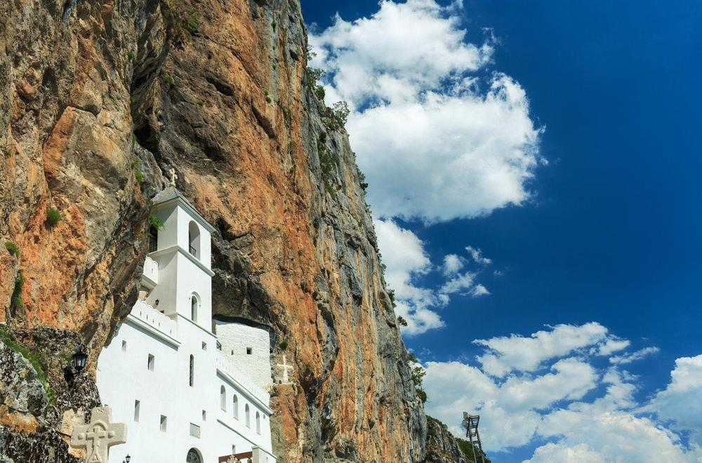Manastir Ostrog, Ostrog, Sveti Vasilije Ostroški