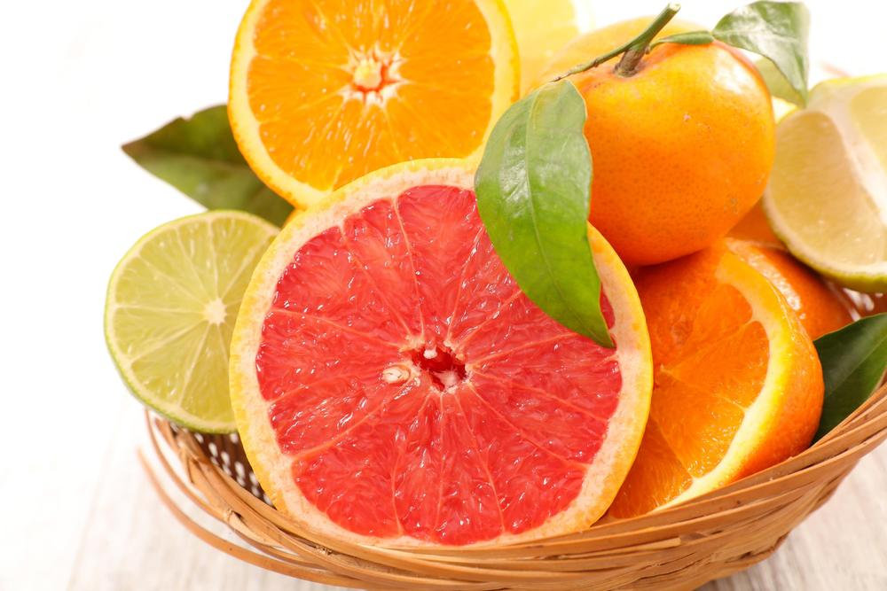 narandže, voće, limun