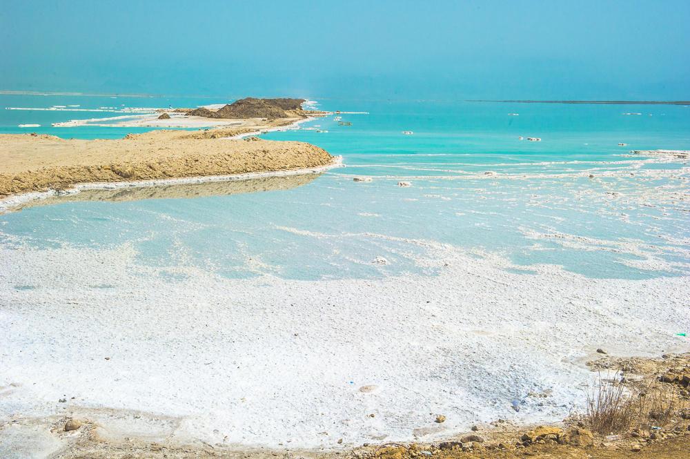 Čudo prirode: 7 neverovatnih činjenica o moru smrti! (FOTO)