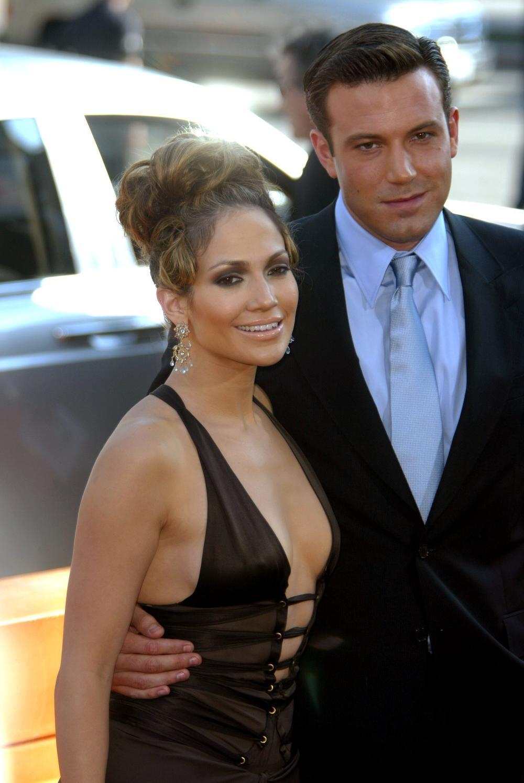Ben Aflek i Dženifer Lopez