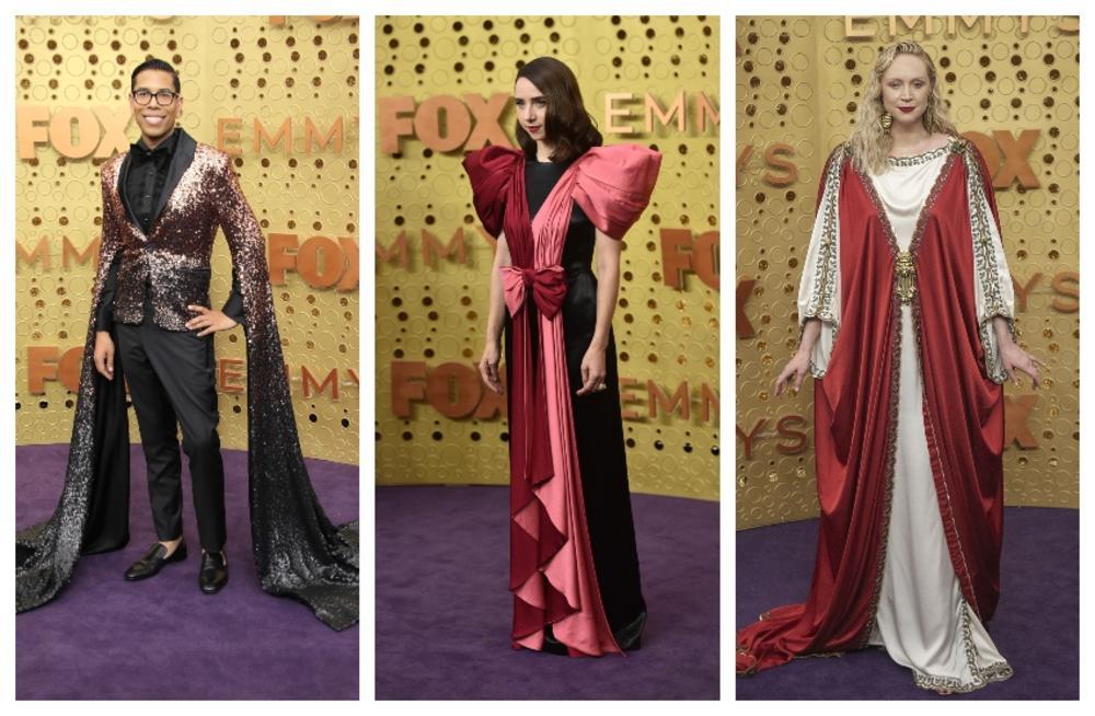 Modni debakl na crvenom tepihu: Onisu proglašeniza najgore obučene zvezde na dodeli Emi nagrada! (FOTO)
