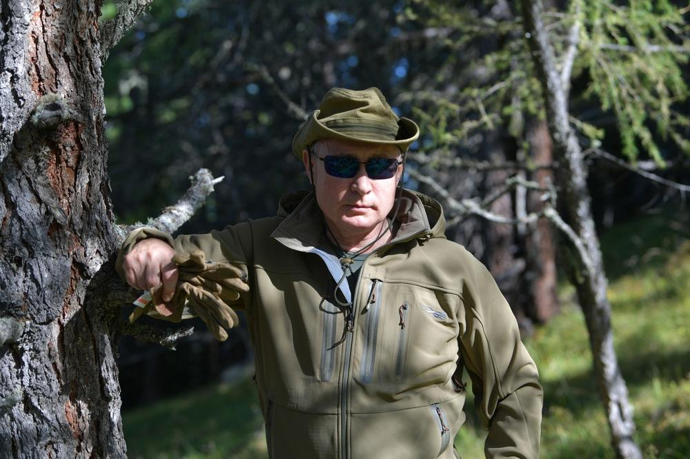 Evo kako je Vladimir Putin proslavio rođendan! (FOTO)