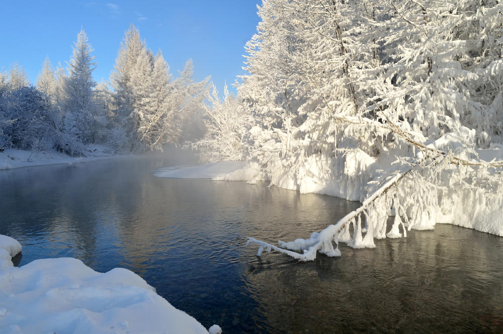 Prizor kao iz bajke, temperatura daleko ispod nule: Ovo je najhladnije mesto na svetu!