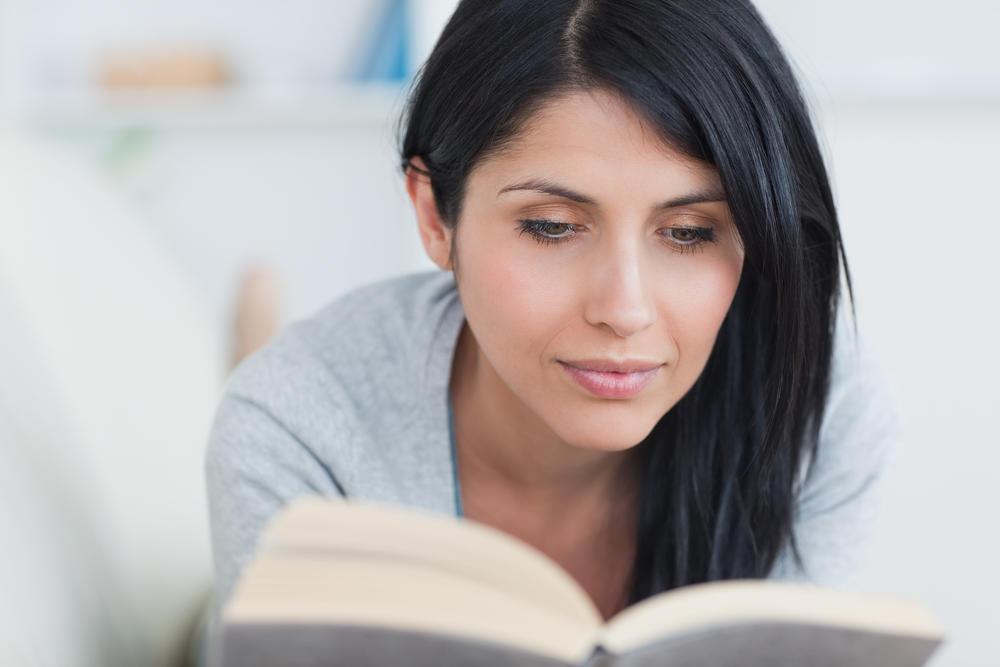 Knjiga, Čitanje, Žena, Žena čita knjigu