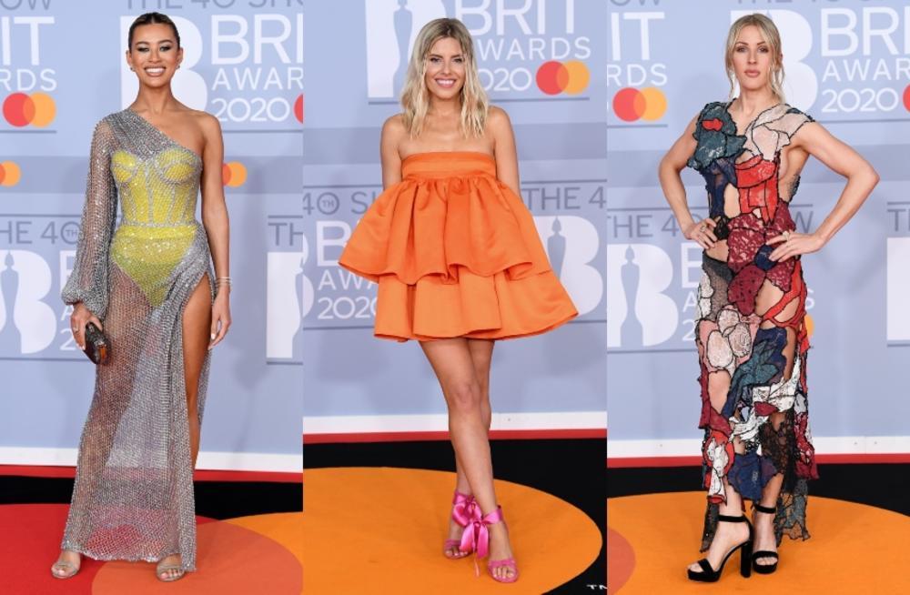 Modni horor: Najgore obučene žene na dodeli Brit nagrada! (FOTO)