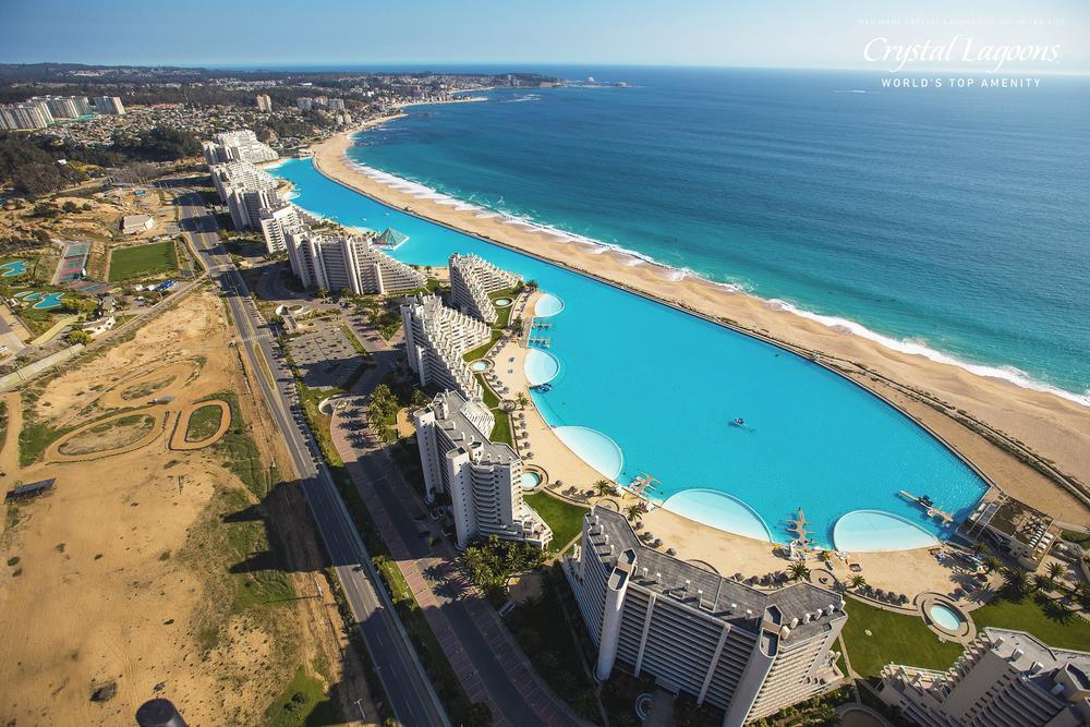 Vodeno čudo u Čileu: Ovaj bazen je veliki kao 6.000 standardnih bazena!