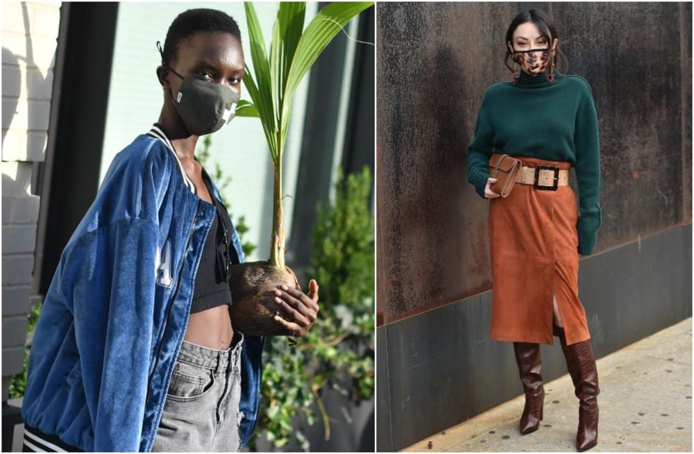Moda sa ulica Njujorka: Najlepše jesenje odevne kombinacije