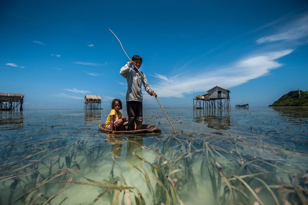 Vodeni ljudi, morski nomadi: Voda je njihovo prirodo stanište! Na kopno idu samo kada moraju! (FOTO)