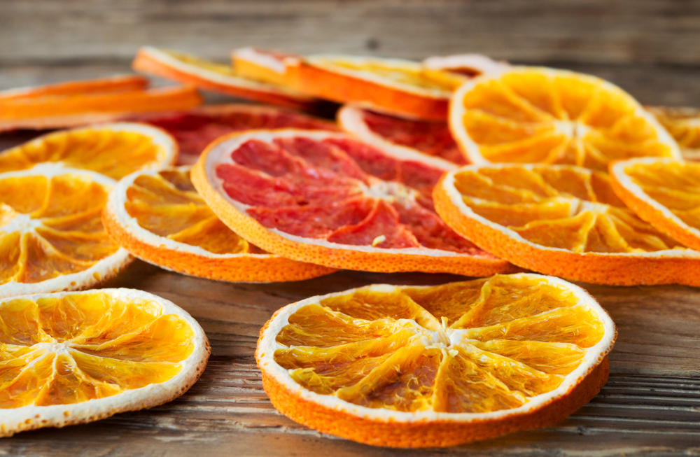 Pomorandže, citrusi, Novogodišnji Ukrasi