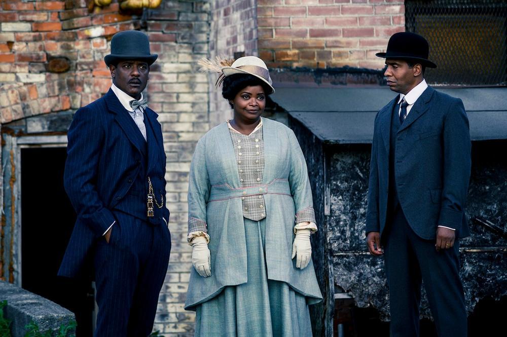 Fotografija iz filma, snimljenog prema priči Sare J. Voker
