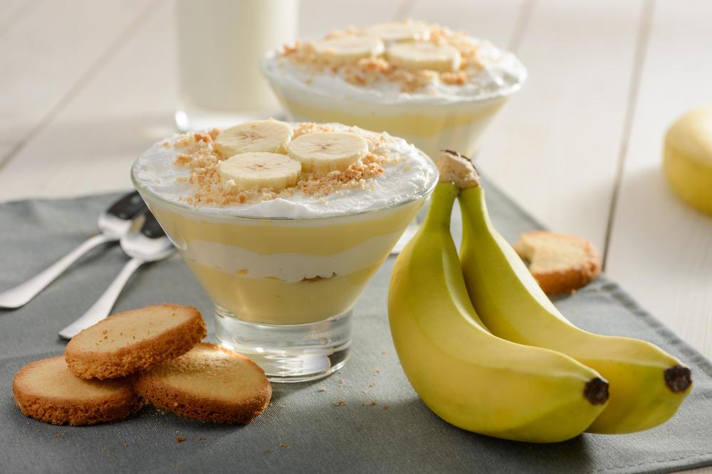 puding sa bananom