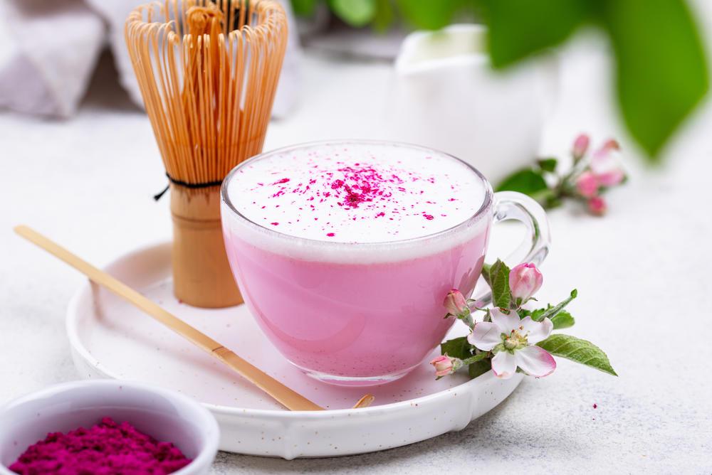 Pink late, Pink kafa