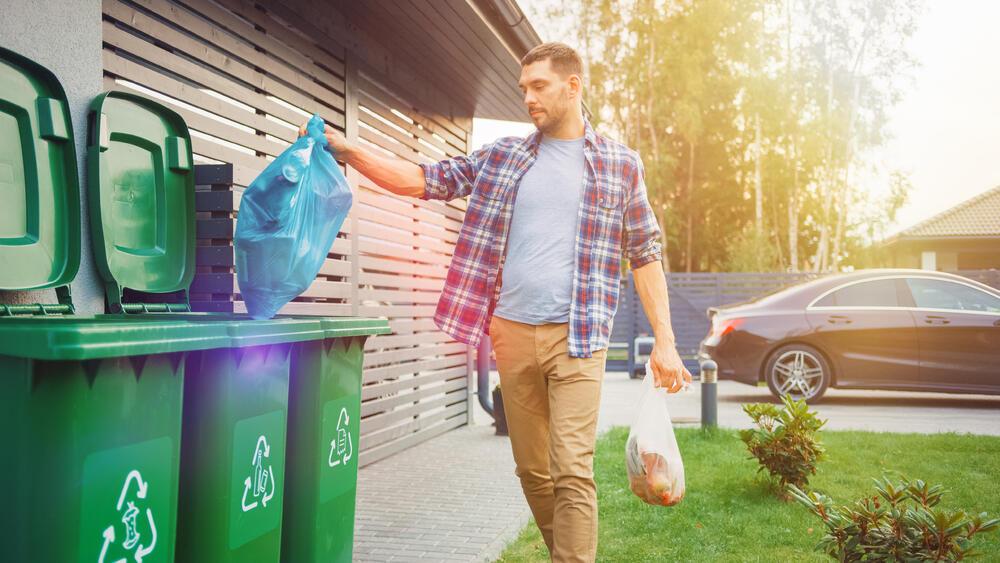 izbacivanje smeća