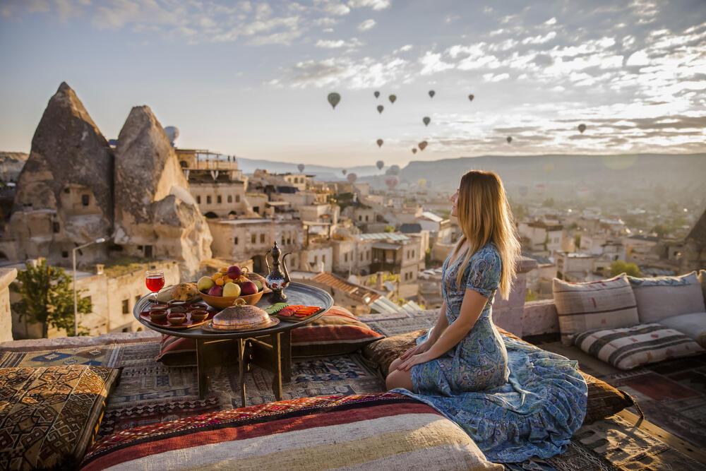 Kapadokija, baloni