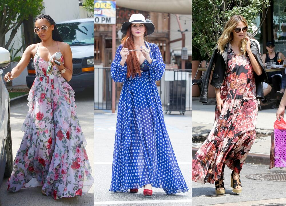 MAKSI HALJINE U BOHO STILU SU PONOVO IN: Evo kako da ih nosite poput prave trendseterke!