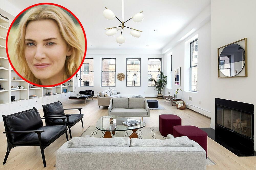 RASKOŠAN DUPLEKS KEJT VINSLET PRODAT ZA 5,69 MILIONA DOLARA: Zavirite u nestvarni dom u Njujorku, sve pršti od luksuza!