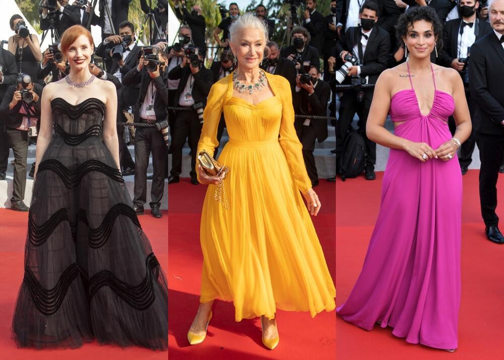 7 NAJLEPŠIH IZDANJA SA KANSKOG FESTIVALA: Ove dame su pokorile crveni tepih!