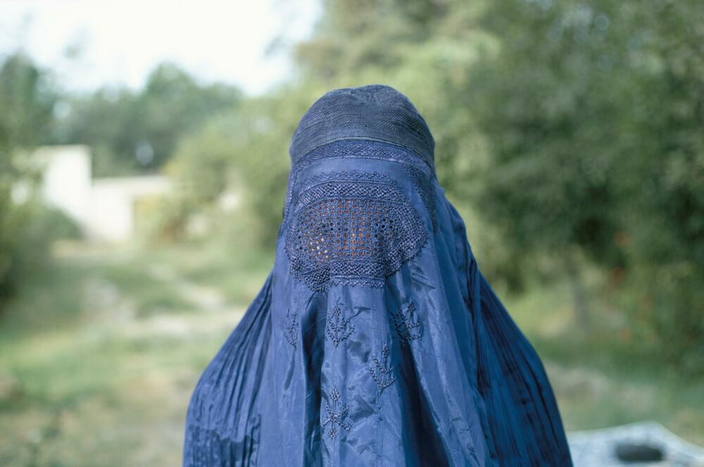 Avganistan, Žena