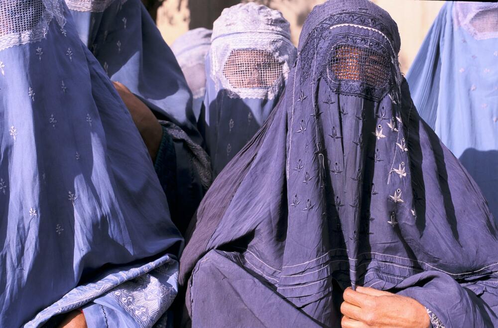 žene sa burkom, burka, žene, Avganistan